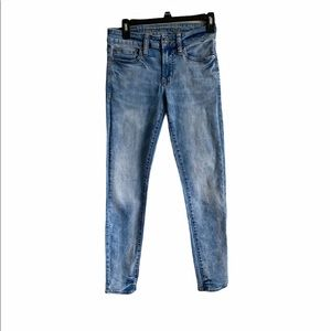 American Eagle Outfitters Skinny Jeans 26x30